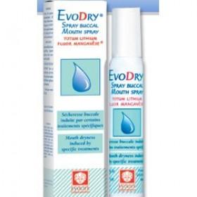 EVODRY - Spray treatment for mouth - Evolife