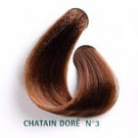 Hair colour - Plant-based #3 - Golden chestnut - Martine Mahe