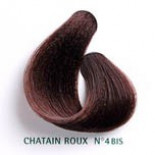 Hair colour - Plant-based #4-2 - Red chestnut - Martine Mahe