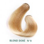 Hair-colour - Plant-based #9 - Golden blond - Martine Mahe