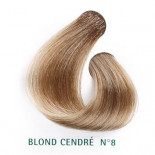 Hair colour - Plant-based #8 - Ash blond - Martine Mahe