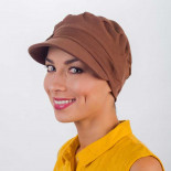 Casquette Coton marron - MM Paris