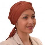 Russet Varsa headband bandana - Miroir