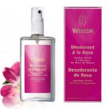 Rose deodorant - Weleda