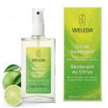 Citrus deodorant - Weleda
