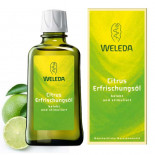 Stimulating citrus massage oil - Weleda