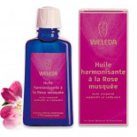 Harmonizing musk rose oil - Weleda