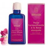 Harmonizing musk rose oil - Weleda