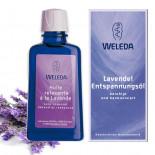 Relaxing lavender oil - Weleda
