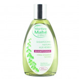Natural herb shampoo - Martine Mahe
